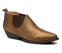 Impala Low Boots Stiefeletten & in goldinbronze