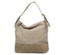 Phyliss Hobo Handtasche in beige