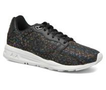 Lcs R900 W Rainbow Jacquard Sneaker in schwarz