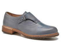Hondarribi S909 Slipper in grau