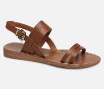 RUBIS Sandalen in braun
