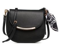 EDIRASA Handtasche in schwarz