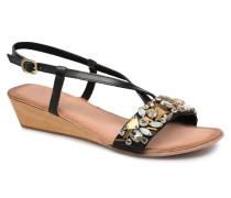 SORAIA Sandalen in schwarz