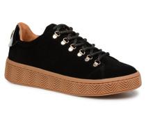 Ginger Sneaker in schwarz