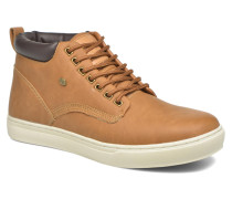 Wood M Sneaker in braun
