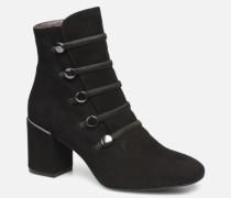 11294 Stiefeletten & Boots in schwarz