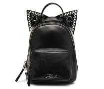 K Rocky Choupette Mini Backpack Rucksäcke für Taschen in schwarz