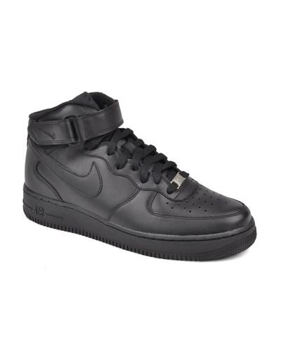 Spitzenreiter Nike Herren Air Force 1 Mid Sneaker in schwarz Auslass 2018 Unisex Günstig Kaufen Finish DuU8TxR