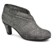Fold Mid Stiefeletten & Boots in silber