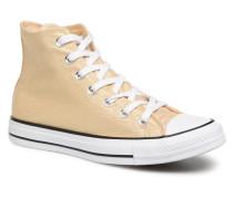 Chuck Taylor Hi Light Sneaker in goldinbronze