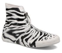 Chuck Taylor All Star Shroud Hi W Sneaker in weiß