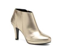 Aida Stiefeletten & Boots in goldinbronze