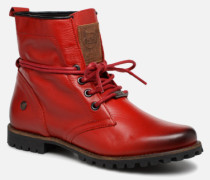 Alina Stiefeletten & Boots in rot