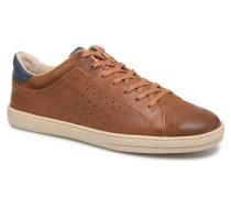 Sniff Sneaker in braun