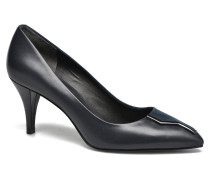 Iaada Pumps in blau