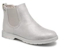 47810 Stiefeletten & Boots in silber