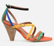 UrbAfrican Sandales à Talons #6 Sandalen in mehrfarbig