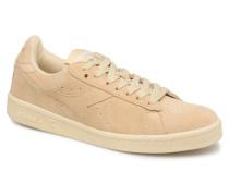 GAME LOW S W Sneaker in beige