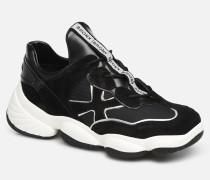 66240 Sneaker in schwarz