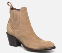 Estudio 2 Stiefeletten & Boots in beige