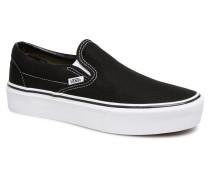 Classic SlipOn Platform Sneaker in schwarz