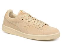 GAME LOW S Sneaker in beige