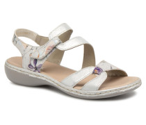 Poppy 65969 Sandalen in silber