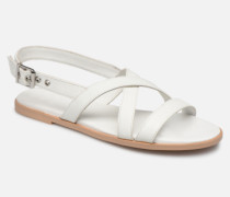 ARISA SANDAL Sandalen in weiß