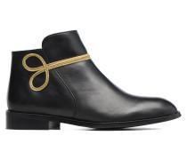 Boots Camp #18 Stiefeletten & in schwarz