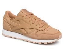 Classic Leather W Sneaker in braun