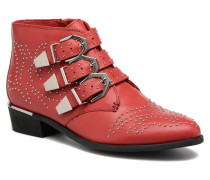 Brezax Stiefeletten & Boots in rot