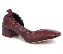 ROSALIE Pumps in weinrot