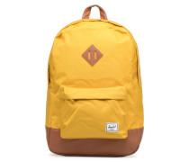 Heritage Rucksäcke für Taschen in gelb