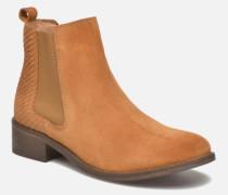 Boots Elastiques Stiefeletten & in braun