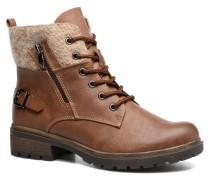 Elessar Stiefeletten & Boots in braun