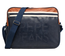 ROLLER GAME BAG Herrentasche in blau
