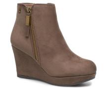 63718 Stiefeletten & Boots in braun