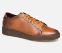 RANDOM Sneaker in braun
