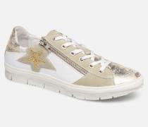 11038 Sneaker in goldinbronze