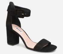 MIRROR Sandalen in schwarz