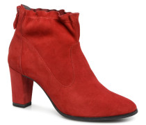Aglae Stiefeletten & Boots in rot