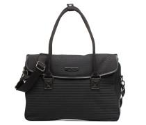 Superwork S Handtasche in schwarz