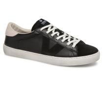 Deportivo PielinSerraje Sneaker in schwarz