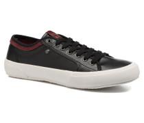 Kafe Sneaker in schwarz