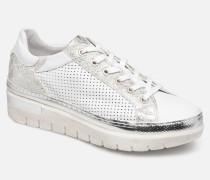 11041 Sneaker in silber