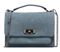 Je taime Medium Crossbody Handtasche in blau