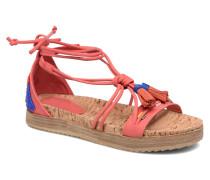 JAMAICA Sandalen in rot