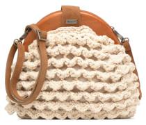 Lona bag Handtasche in beige