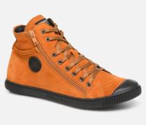 Bono C Sneaker in orange