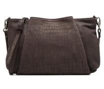 Céleste croco Mini Bag in grau